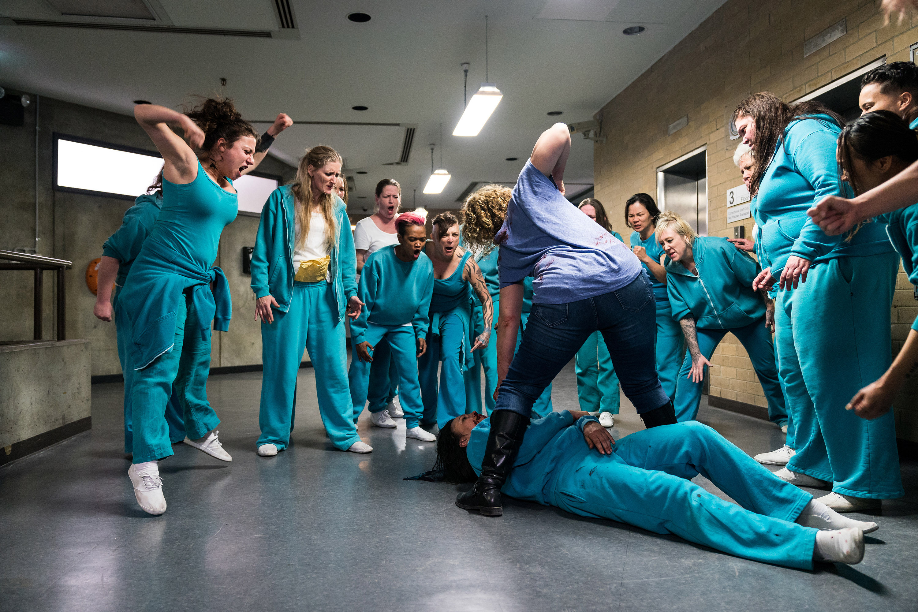 Wentworth Prison S6 Ep 12 - EMBARGO 3 SEPTEMBER 2018