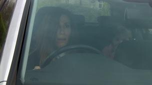Eyes on the road Megan